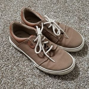 Sperry Top Sider 1.5 Ollie Oxford Tan Sneakers